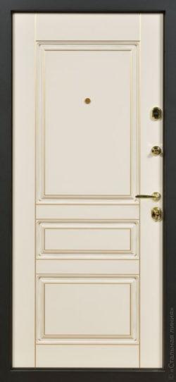 Дверь Бристоль (Bristol) 100U.01.04 внутренняя сторона