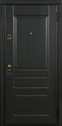 Дверь Бристоль (Bristol) 100U.01.04 наружная сторона