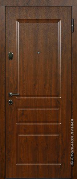 Дверь Торонто Лайт (TORONTO LIGHT) 70.03.01 наружная сторона