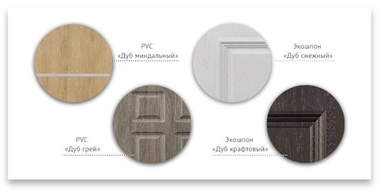 Новые решения в отделке дверей для квартиры 2