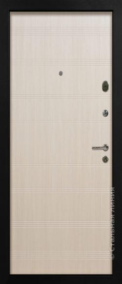 Дверь Тренд Line (TREND LINE) 70.01.01 внутренняя сторона