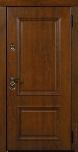 Дверь Британия 100U.01.04 наружная сторона