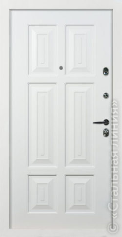 Дверь Капри (CAPRI) 80.01.02 внутренняя сторона