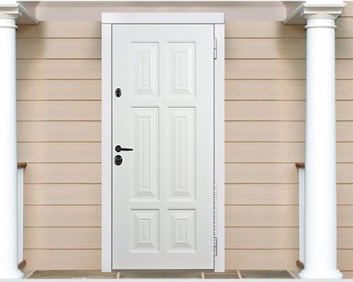 Дверь Капри (CAPRI) 80.01.02 наружная сторона в интерьере