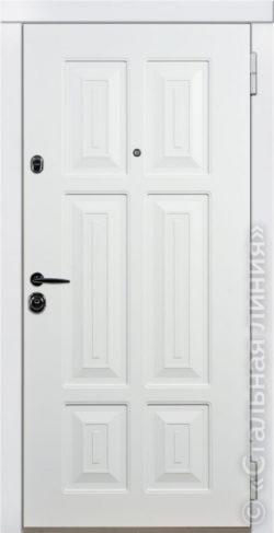 Дверь Капри (CAPRI) 80.01.02 наружная сторона