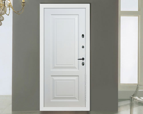 Дверь Паола (PAOLA) 80.01.02 внутренняя сторона в интерьере
