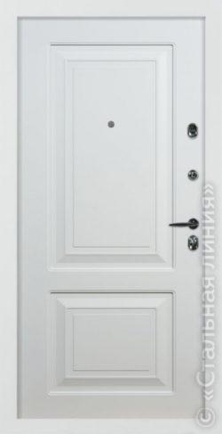 Дверь Паола (PAOLA) 80.01.02 внутренняя сторона