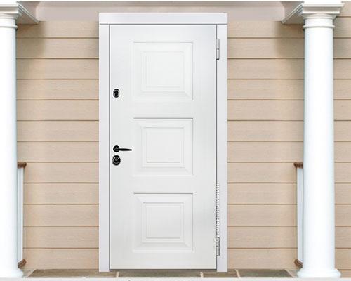 Дверь Римини (RIMINI) 80.01.02 наружная сторона в интерьере