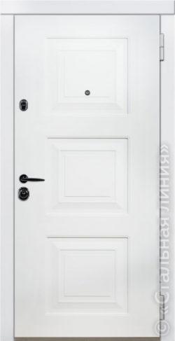 Дверь Римини (RIMINI) 80.01.02 наружная сторона