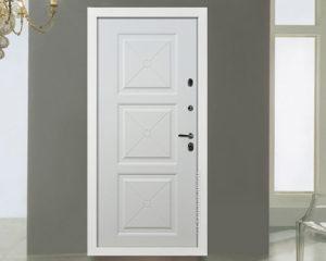 Дверь Тулон (TOULON) 100.04.04 внутренняя сторона в интерьере