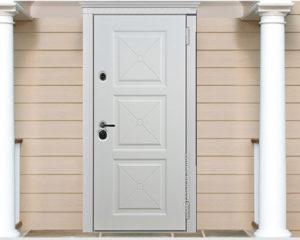Дверь Тулон (TOULON) 100.04.04 наружная сторона в интерьере