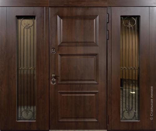 Нестандартная дверь